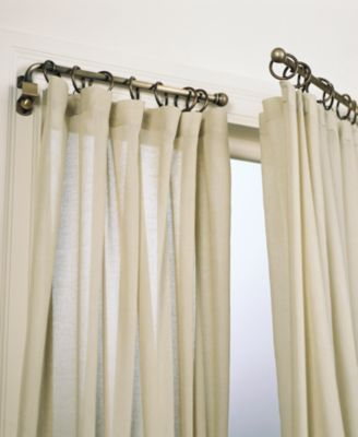 Umbra Window Treatments Ceiling Mount Brackets Set Of 2 Bathroom Accessories Bed Bath Macy S
