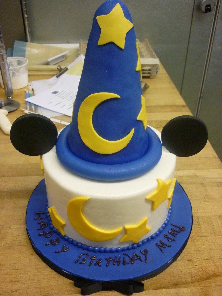Fantasia cake mickey birthday cakes mickey cakes