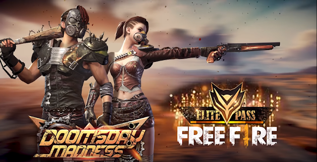 Wallpaper Elite Pass Season 3 Doomsday Mandess Gambar Nama Anak Gambar Karakter