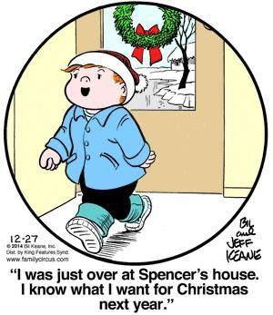 Planning next Christmas already.