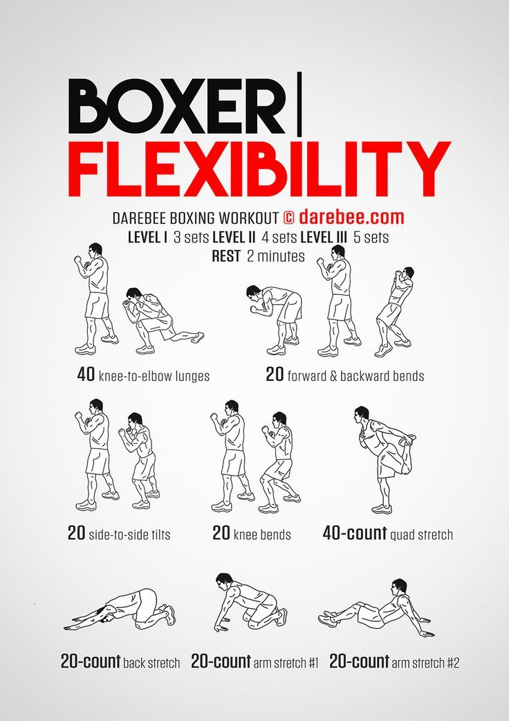 how to build more flexibility