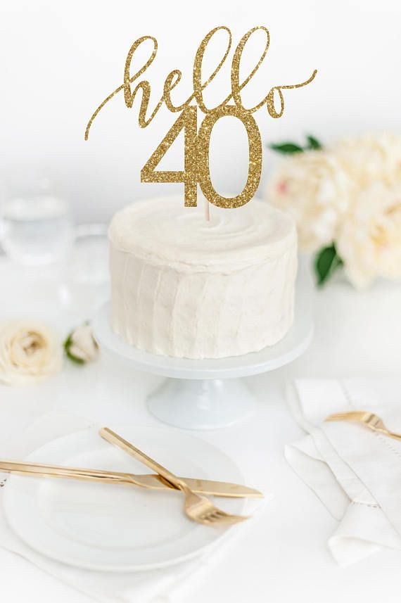 40 Gift Ideas For 40th Birthdays With Images 40th Birthday