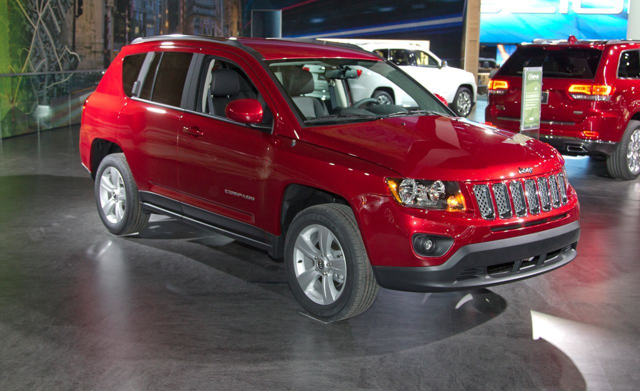 Great 2014 Jeep Compass Sport Mpg