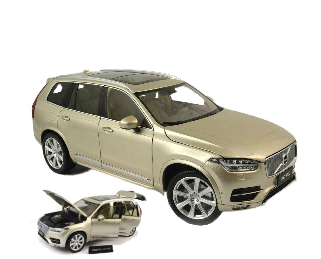 Diecast auto world motor city classics 1 18 scale 2015 volvo xc90 xc 90