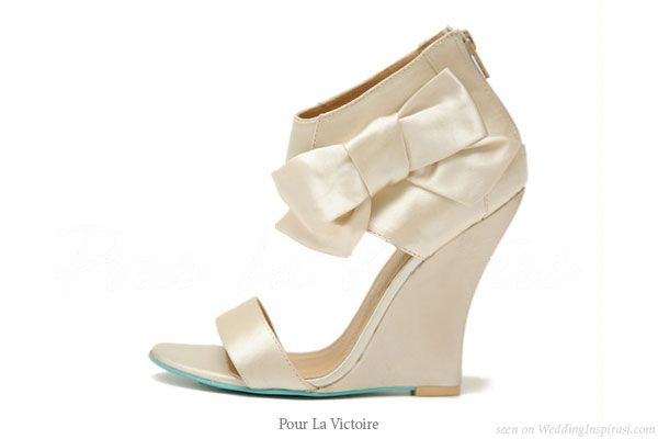 27 best images about bridal shoes on pinterest wedding wedges wedding planning ideas and adrianna papell