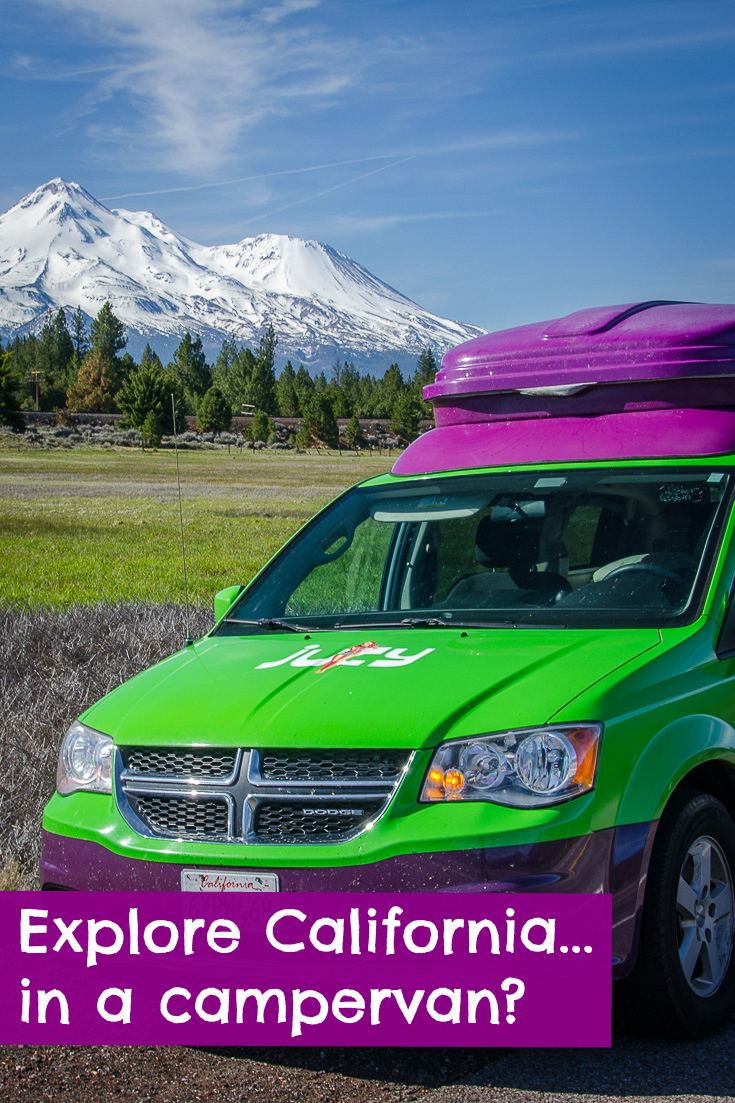 Rent a campervan for your next California road trip! Tips