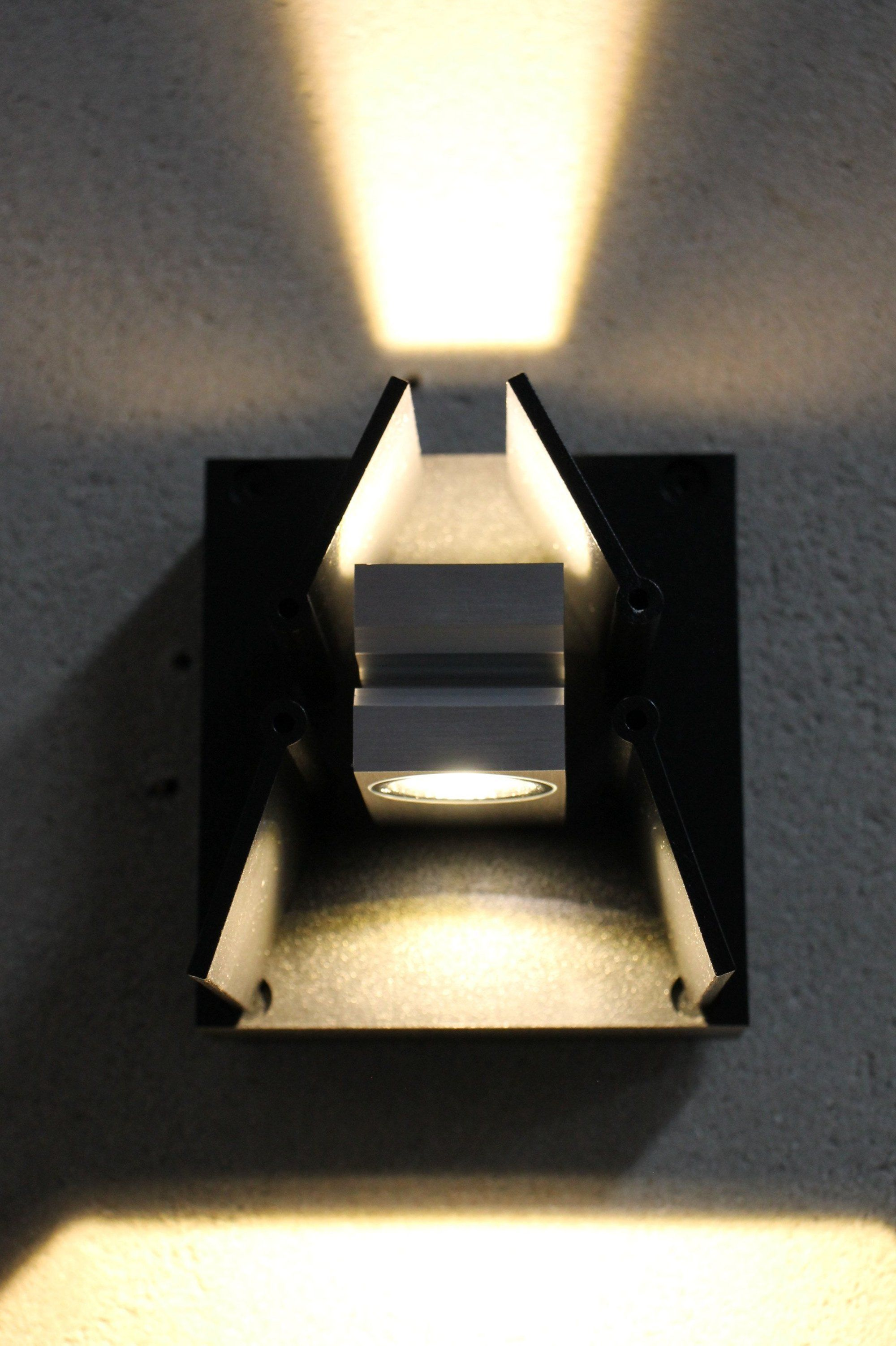 Led Up Down Outdoor Wall Light Wall Lights Outdoor Walls Outdoor Wall Lighting
