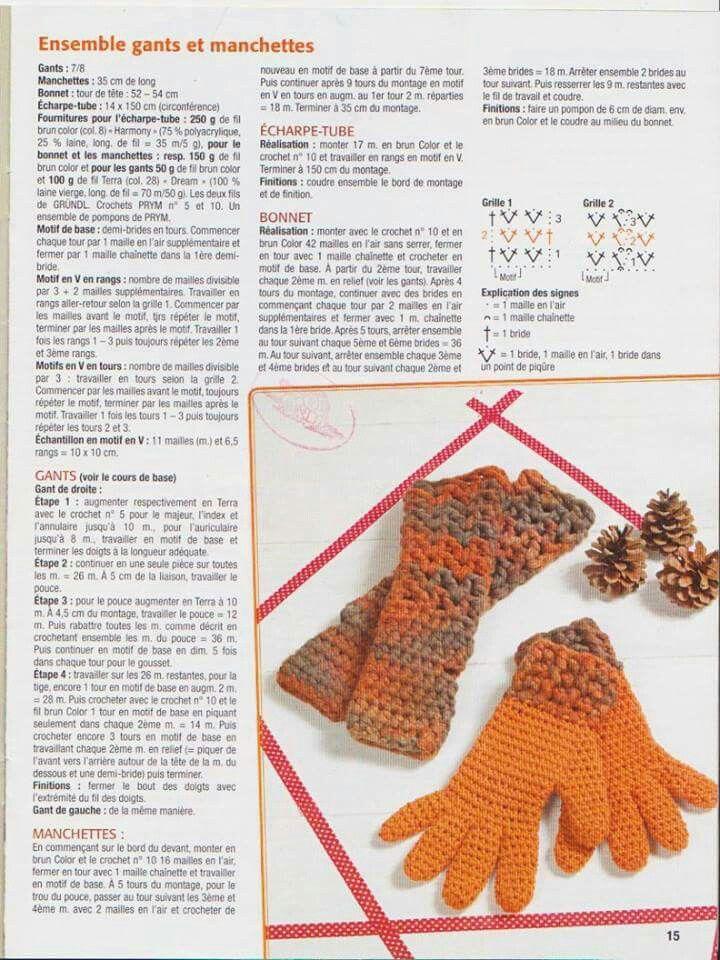 Pin de Alina C. en ...Crochet shawls, stoles and capelets: patterns ...