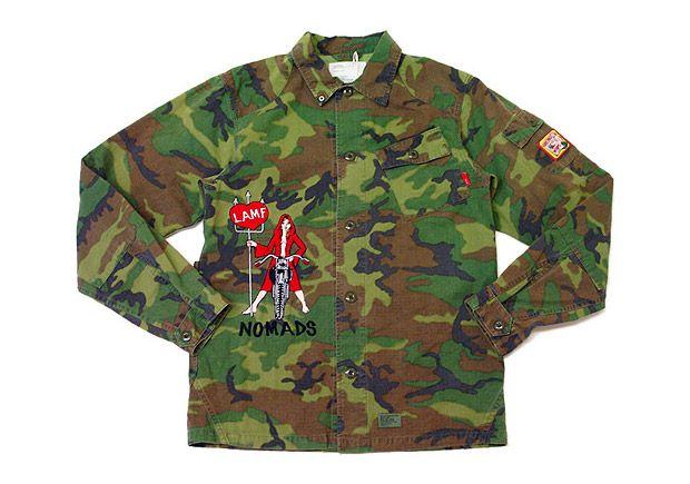 WTAPS LAMF Camouflage Jacket (2009)