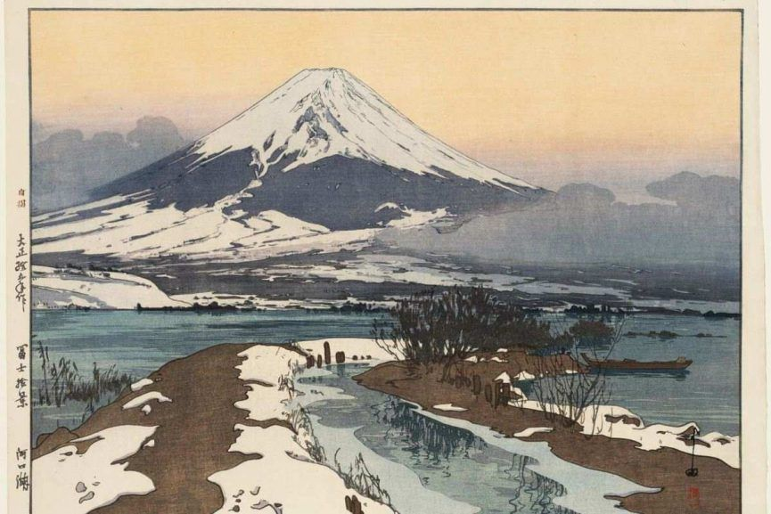 10 Most Famous Japanese Painting Masterpieces Japanese Painting