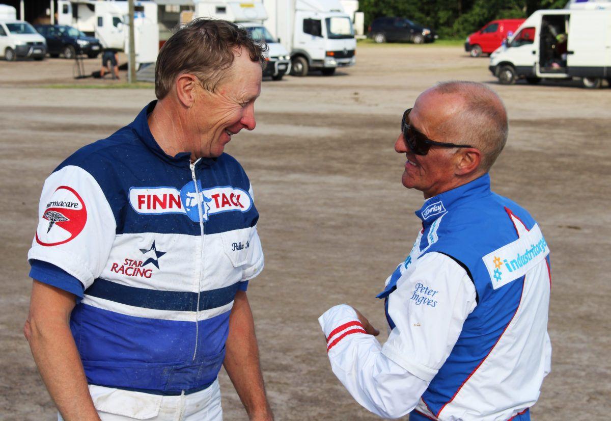 """Peter Ingves: """"Shadow Woodland antaa kovan vastuksen"""" - Hevosurheilu.fi"""