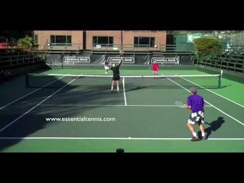 Tennis Doubles Strategy Tennis Doubles Tennis Tennis Lessons