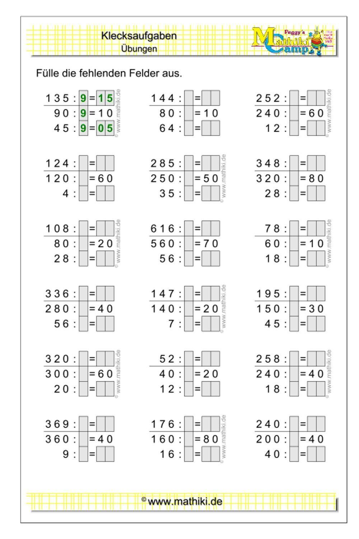 Volksschule mathematik klasse 4.