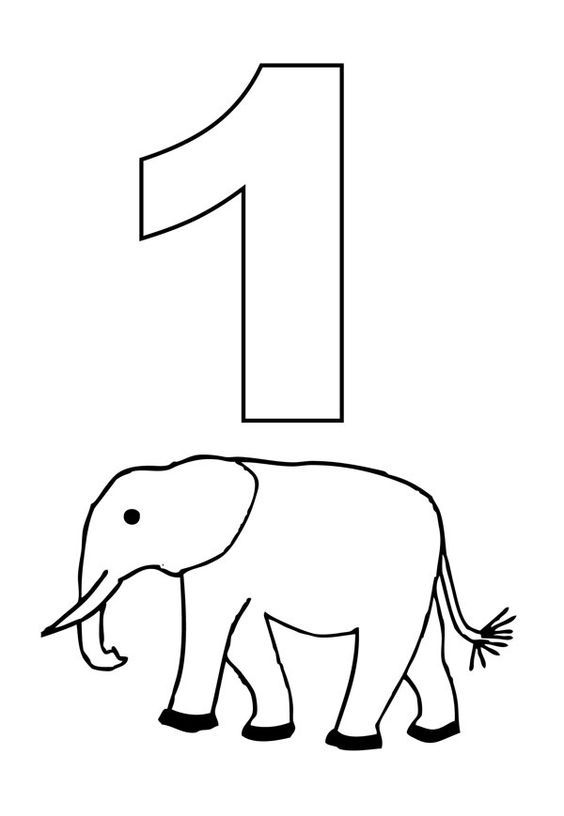 Numbers Worksheets 1 10 Kindergarten Coloring Pages Coloring Worksheets For Kindergarten Kindergarten Colors