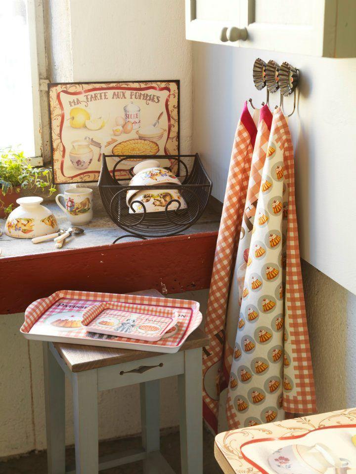 comptoir de famille autumn winter 2012 2013 decor home decor rustic kitchen
