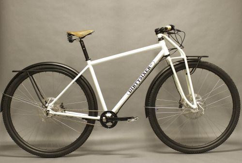 Kinkicycle Dirtysixer By David Folch Via Flickr The New