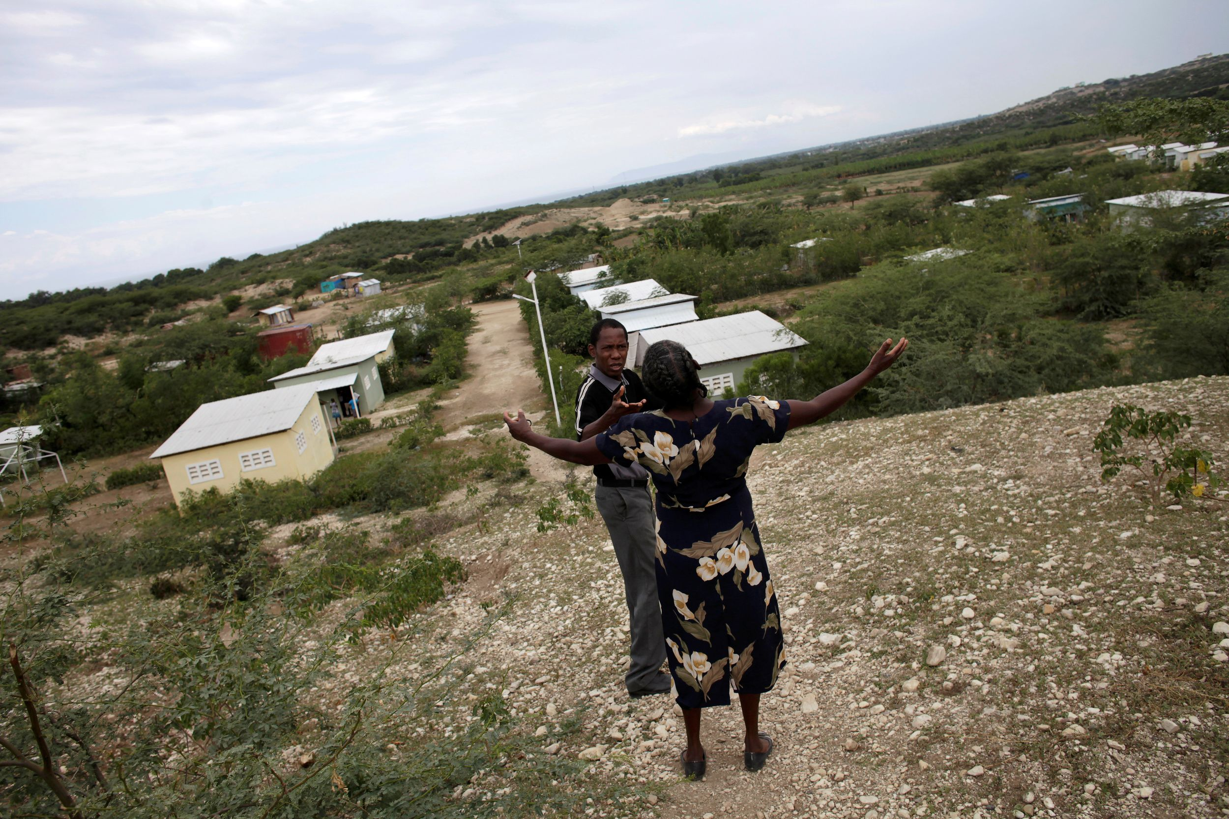 Leveque, Haiti houses for deaf | Thought provoking | Pinterest | Haiti
