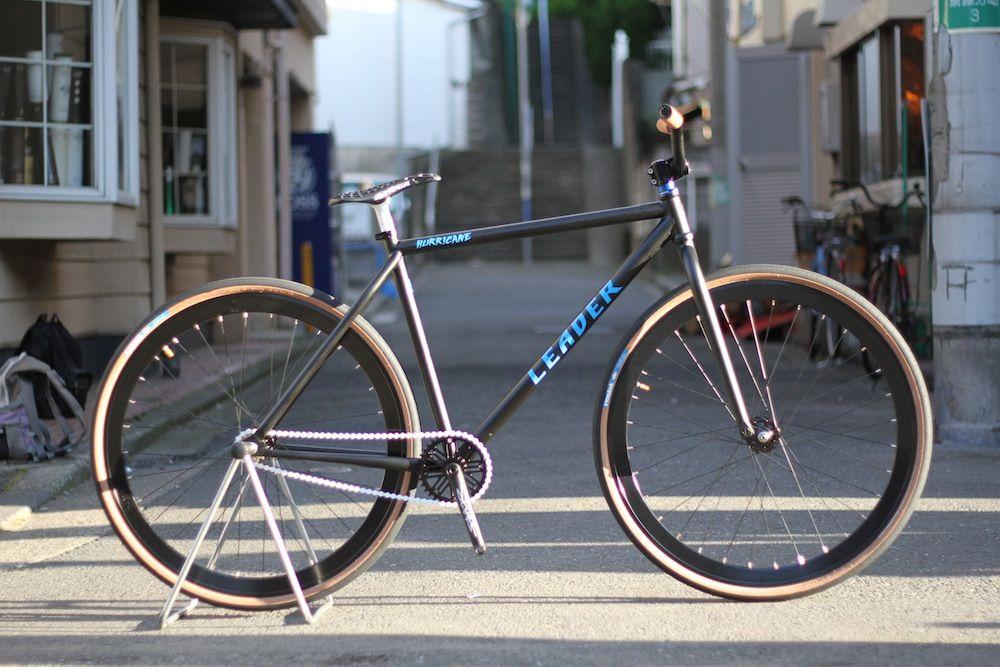 Leader Bike Hurricane Bike Bicycle Vehicles