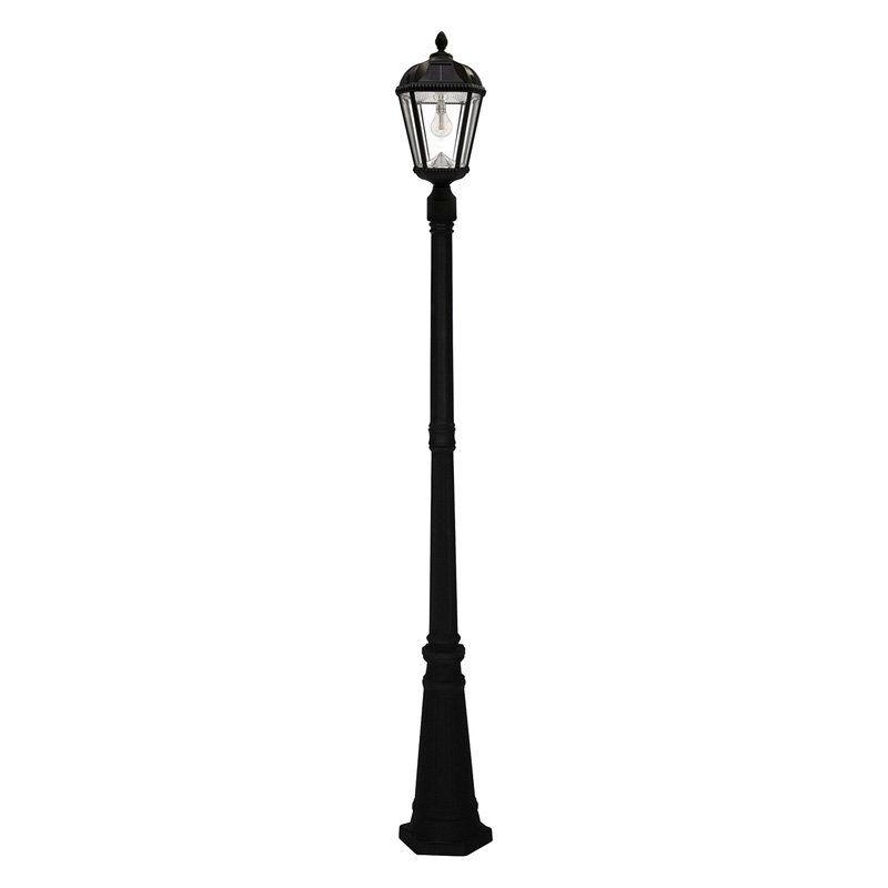 Gama Sonic Royal Gs Solar Lamp Post 98b001 Solar Lamp Post Light Solar Lamp Post Lamp Post Lights