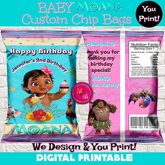 photo relating to Printable Chip Bags named This electronic record is for a Customized Mini Chip Bag