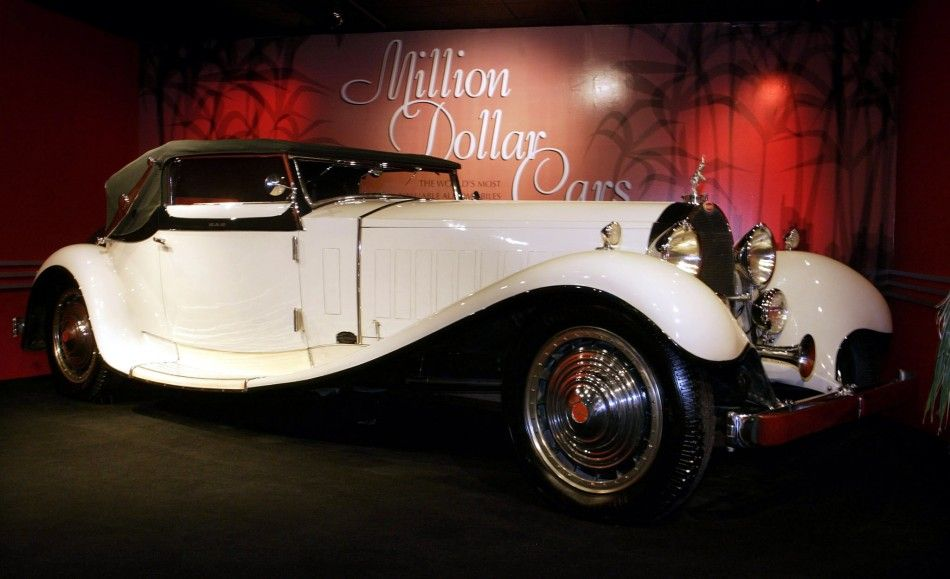 the most expensive car was the bugatti royale kellner coupe and