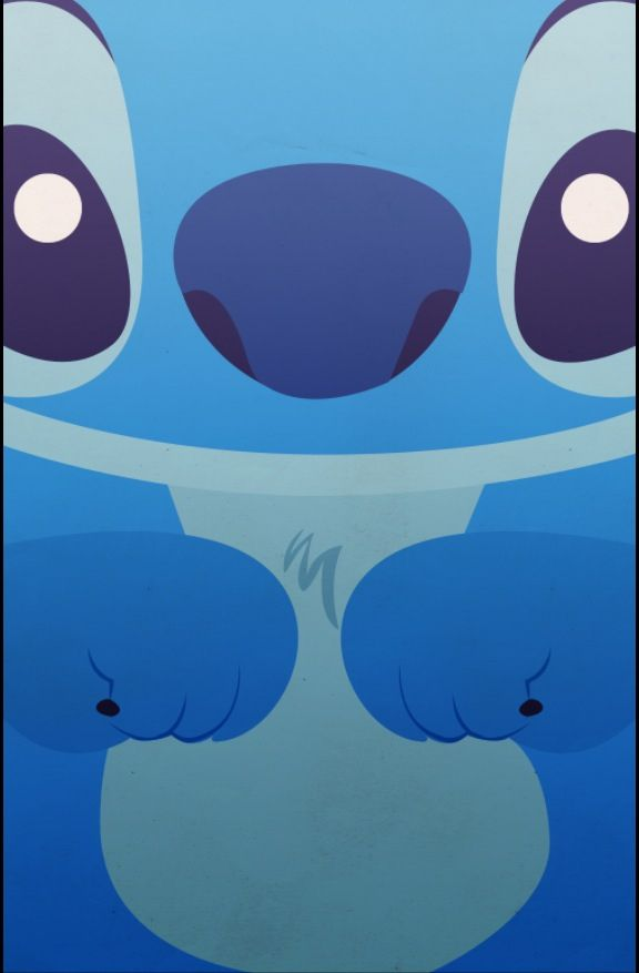 Stitch From Lilo And IPhone Background By PetiteTiaras
