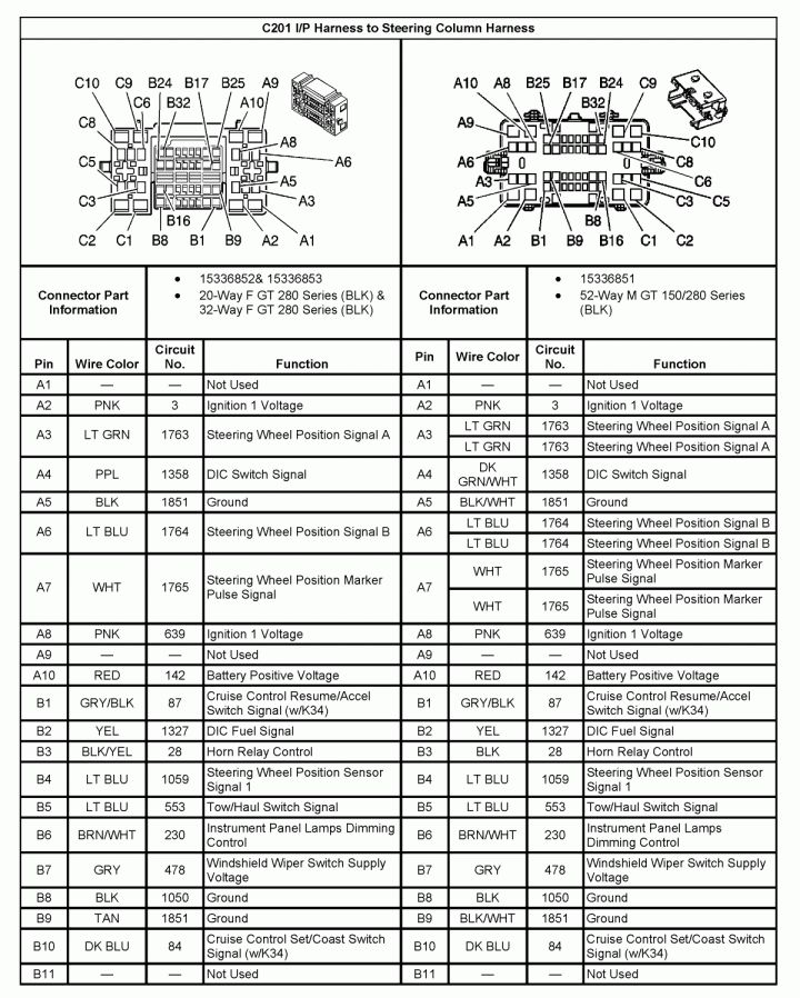 2003 Silverado Bose Radio Wiring Diagram from i.pinimg.com