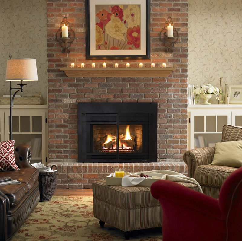 Gas  Fireplace Fashions  Dream Home  Pinterest  Gas Fireplace Captivating Design Ideas For Living Room With Fireplace 2018