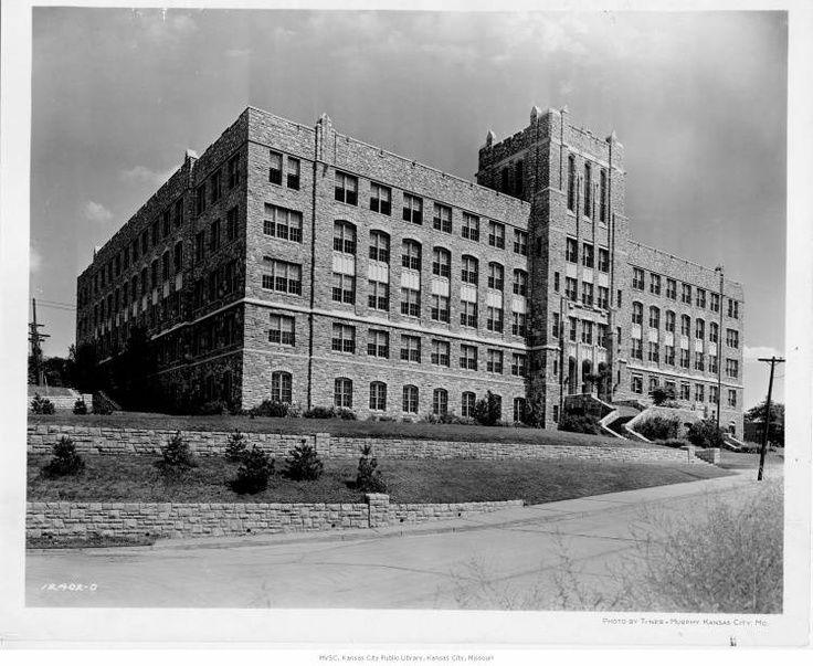 Art Deco Paseo High School