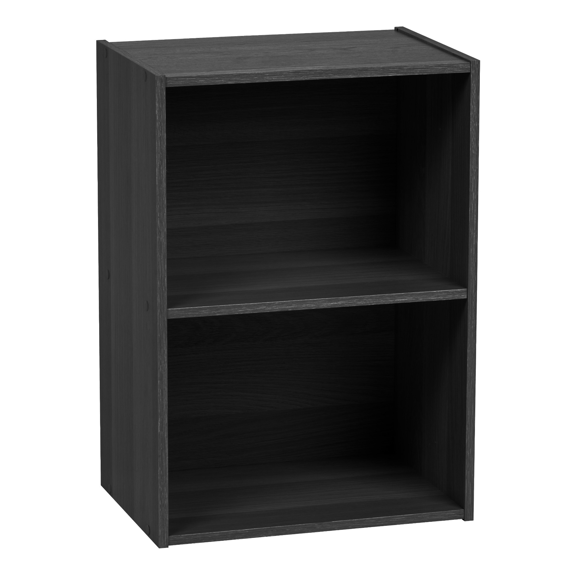 Utility Storage Shelves Iris, Black