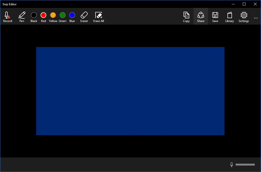 برنامج Snip لتصوير شاشة الكمبيوتر والتعديل علي الصور