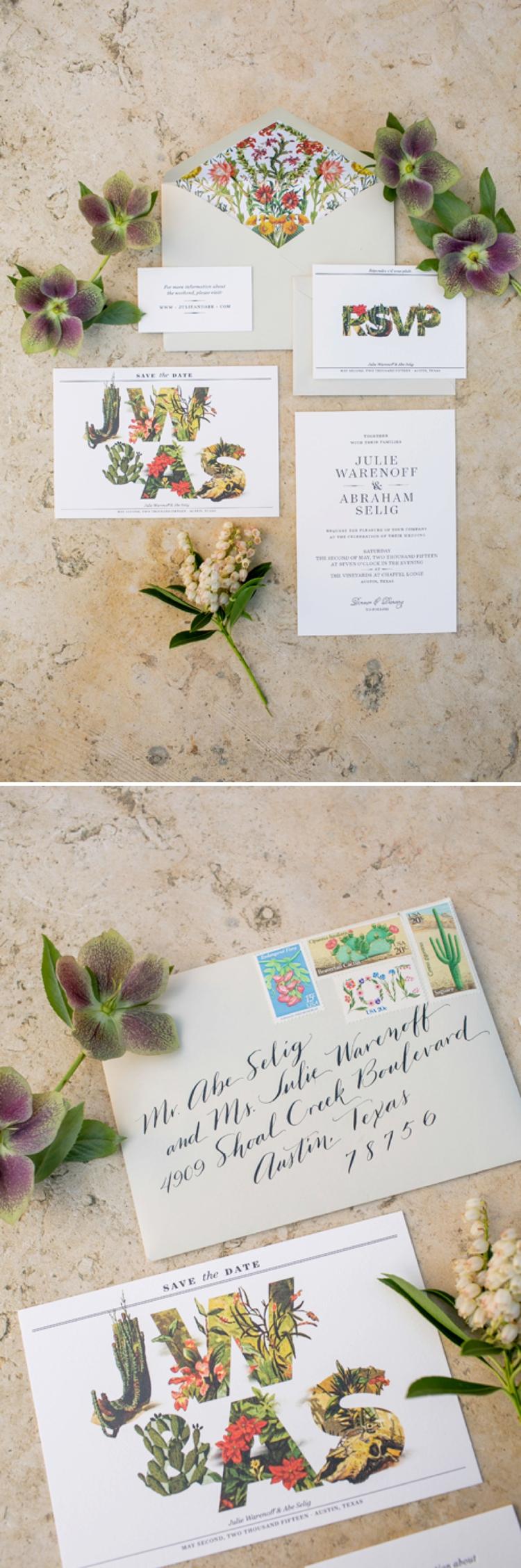Outdoor Jewish wedding, with a vintage botanical theme, at Vineyards ...
