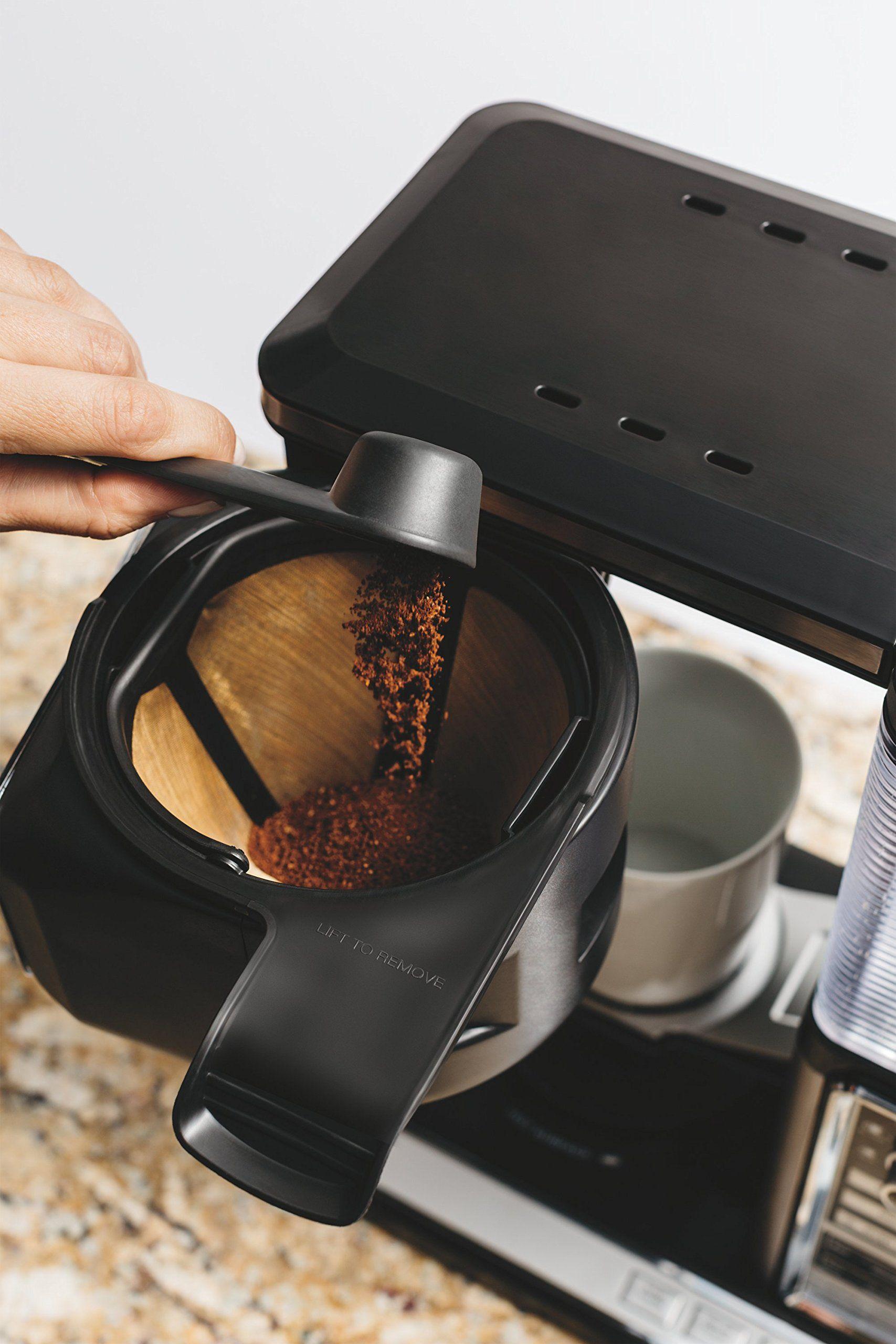 Ninja Coffee Bar Brewer System with Glass Carafe CF091
