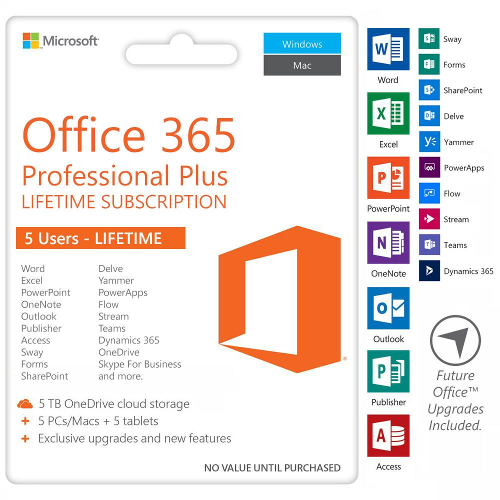 Microsoft Office 365 Professional Plus In 2020 With Images Ms Office 365 Office 365 Microsoft Office