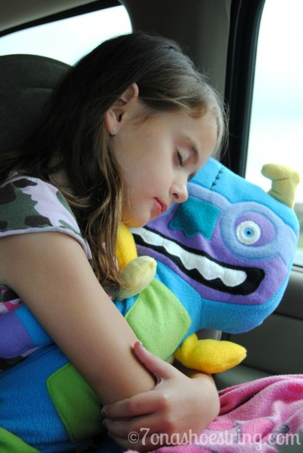 travel pillow for kids do your kids often look like mine in the picture above when