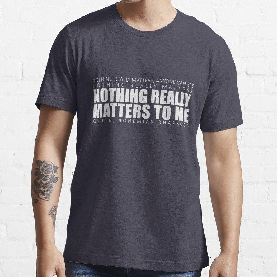 Queen, Bohemian Rhapsody Essential T-shirt by redmammad