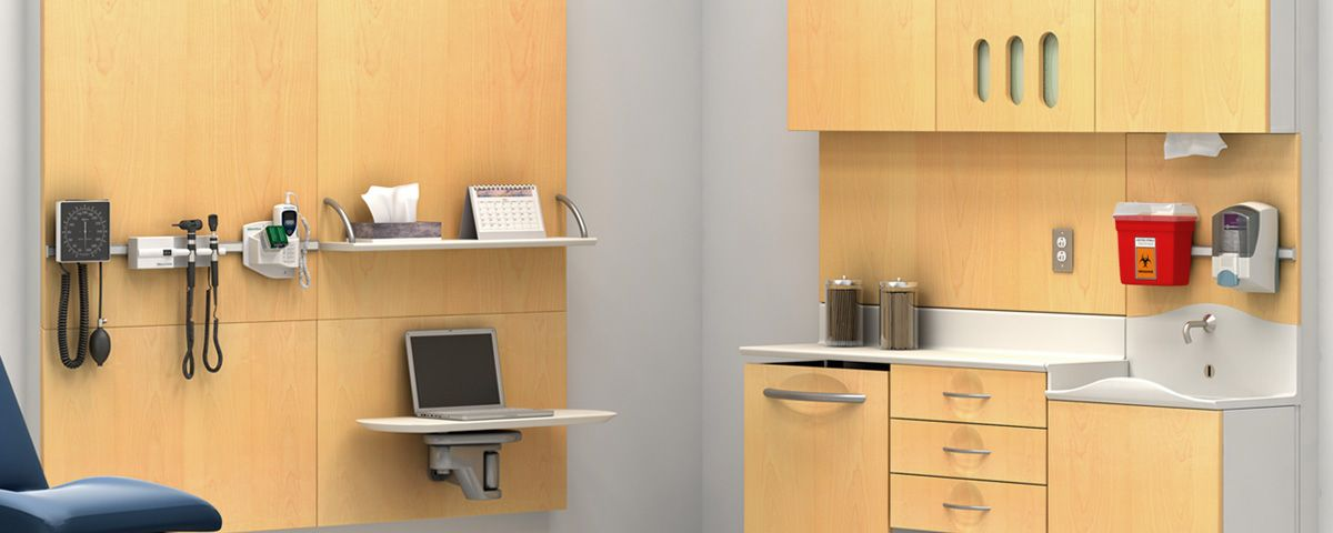 Compass healthcare systems furniture herman miller for Furniture clinic