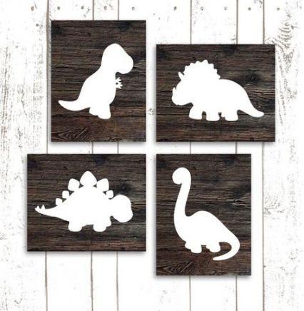 Baby nursery ideas dinosaur 34+ ideas #dinosaurnursery
