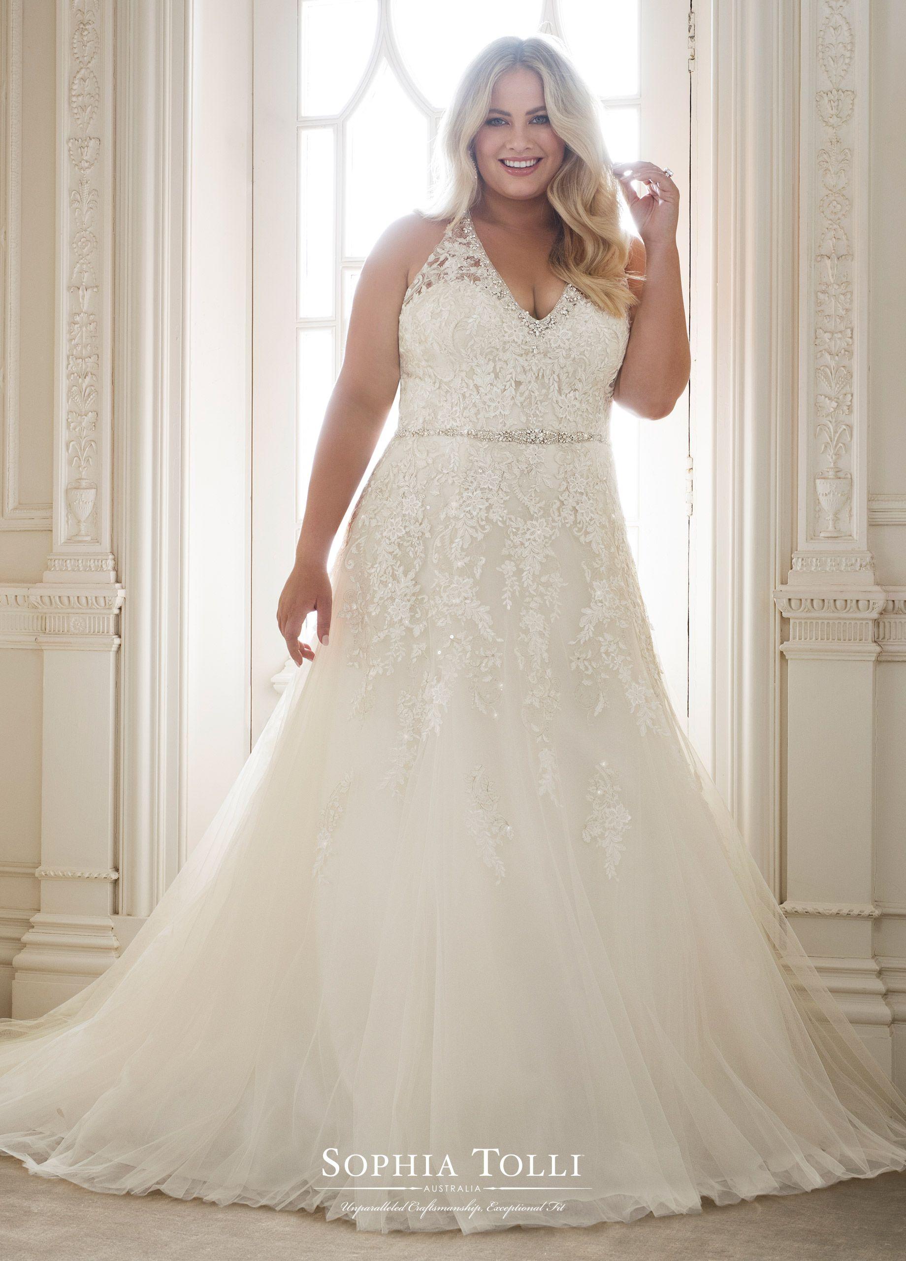 Sophia Tolli Kali Plus Size Wedding Gowns Casual Wedding Dress Plus Wedding Dresses [ 2560 x 1840 Pixel ]