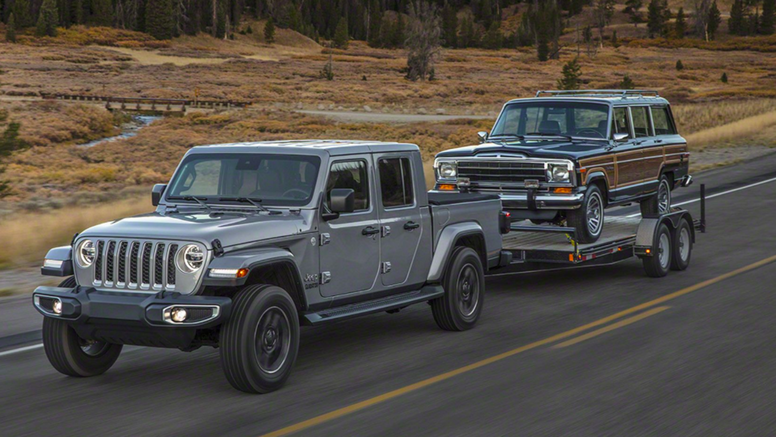 The 2020 Jeep Gladiator Is The Glorious Jeep Pickup You Ve Been