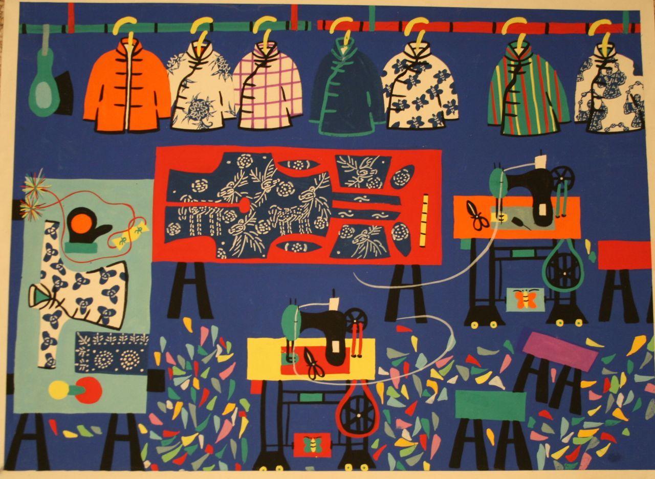 20paintings fishing jpg chinese peasant paintings pinterest - Chinese Farmer Paintings Ii Graber Designs