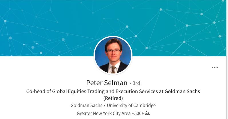 Deutsche Bank is hiring an exGoldman Sachs partner to run