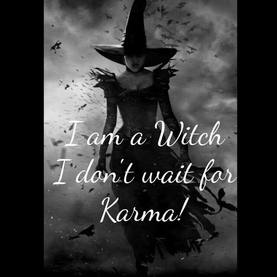 Love it! Who said being a witch is a bad thing? Halloween sayings ...