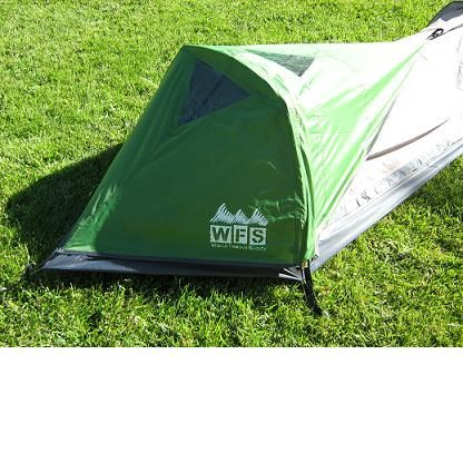 Ultralight One Man Bivy Tent. Makes a great summer bug free bivy for sleeping outside on cloudless nights.  sc 1 st  Pinterest & Images/eco_bivy_fly.JPG | Backpacking | Pinterest | Bivy tent and ...