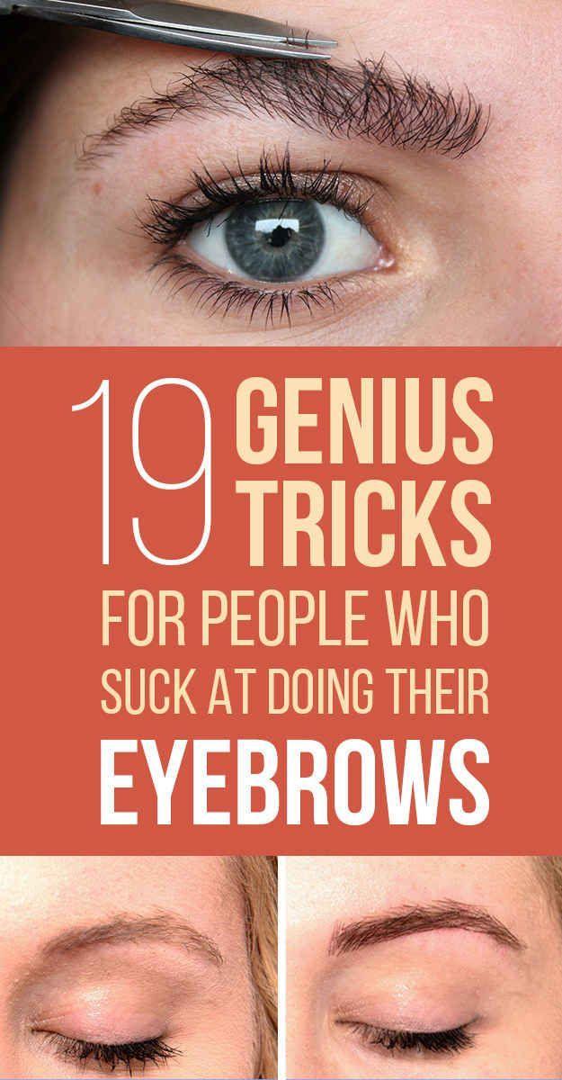 17 Genie-Tricks für die besten verdammten Augenbrauen Ihres Lebens   - Skincare/Makeup - #Augenbrauen #besten #die #für #GenieTricks #Ihres #Lebens #SkincareMakeup #verdammten #perfecteyebrows