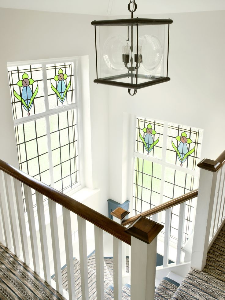 Best Image Result For 1930 S Stained Glass Glass Staircase 400 x 300