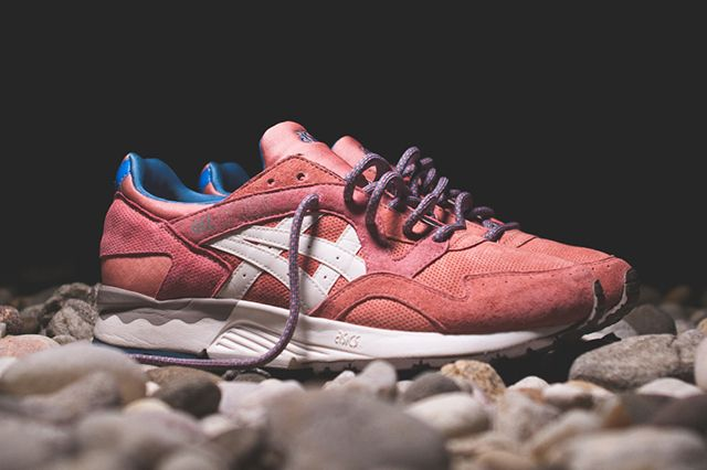 asics gel lyte v x ronnie fieg rose