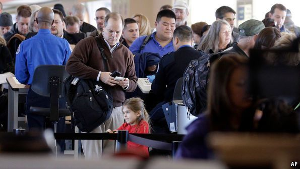 Six solutions to long security queues in America's airports -    THE embattled Transportation Security Administration (TSA) faced its first big test of the season this past weekend, when Americans kicked off their summer travel over Memorial Day. Remarkably for an agency that has lurched from one crisis to another, it passed. Lines were unusually tolerable... http://tvseriesfullepisodes.com/index.php/2016/06/03/six-solutions-to-long-security-queues-in-americas-airports/