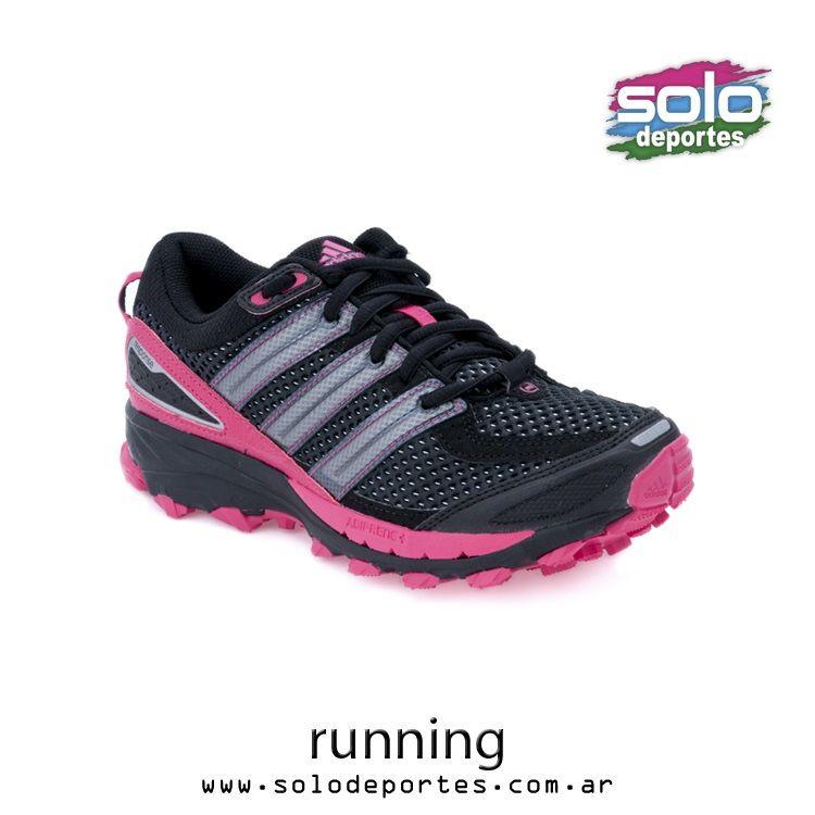 Response Trail 19 W -miCoach- Negro/Acero/Fucsia  Marca: Adidas 100010G61875001   $ 759,00 (U$S 129,71)