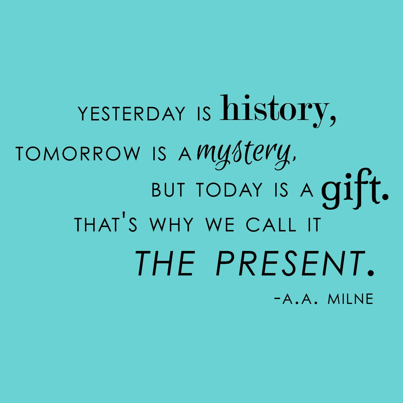 Aa Quote Adorable A.amilne Quote  Pinterest  Mystery History And Searching